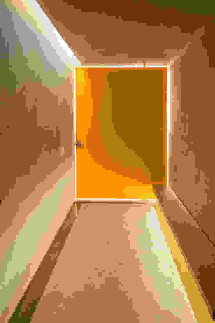TACO Taller de Arquitectura Contextual Modern corridor, hallway & stairs