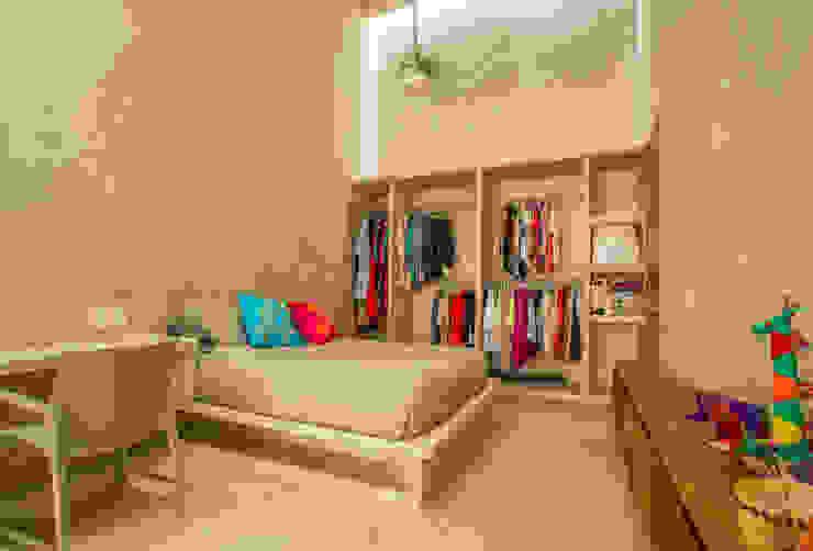 Dormitorios de estilo  de TACO Taller de Arquitectura Contextual, Moderno