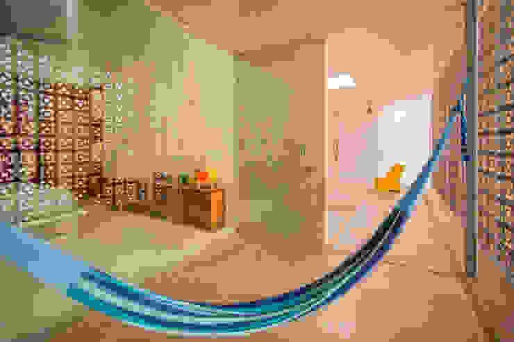 Varandas, marquises e terraços modernos por TACO Taller de Arquitectura Contextual Moderno