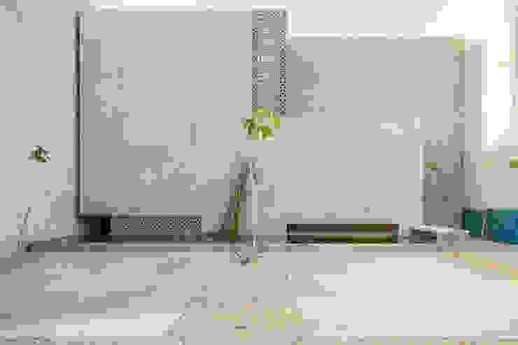 Casas estilo moderno: ideas, arquitectura e imágenes de TACO Taller de Arquitectura Contextual Moderno