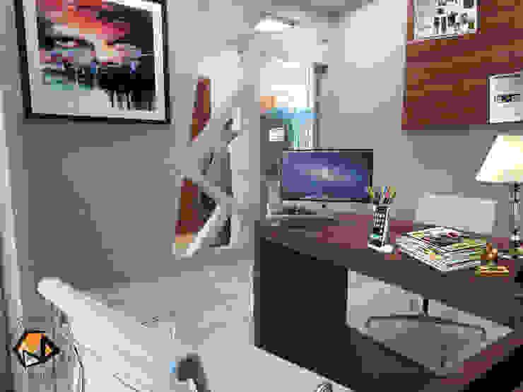 Remodelación consultorio médico, área de consulta Metamorphosis Propuesta de Arquitectura Hospitales