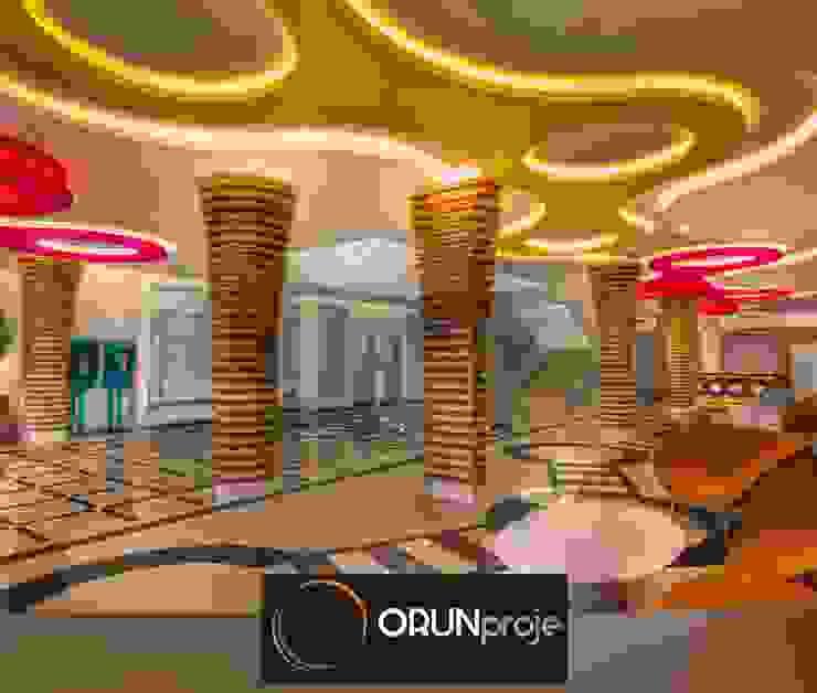 Mirador Hotel Design Modern Oteller ORUNproje Modern
