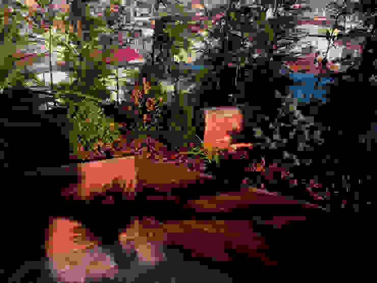 AYTÜL TEMİZ LANDSCAPE DESIGN Modern terrace