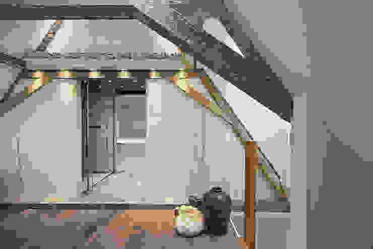 Herengracht slapen en baden Eclectische badkamers van Architectenbureau Vroom Eclectisch