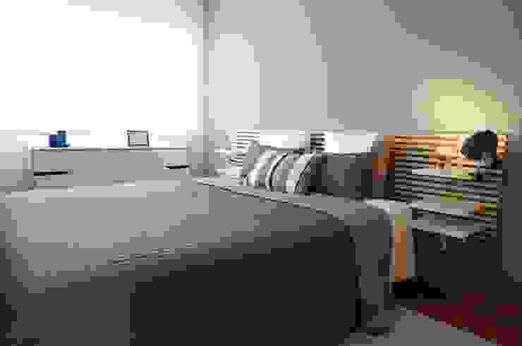Dormitorios de estilo moderno de Kohde Moderno