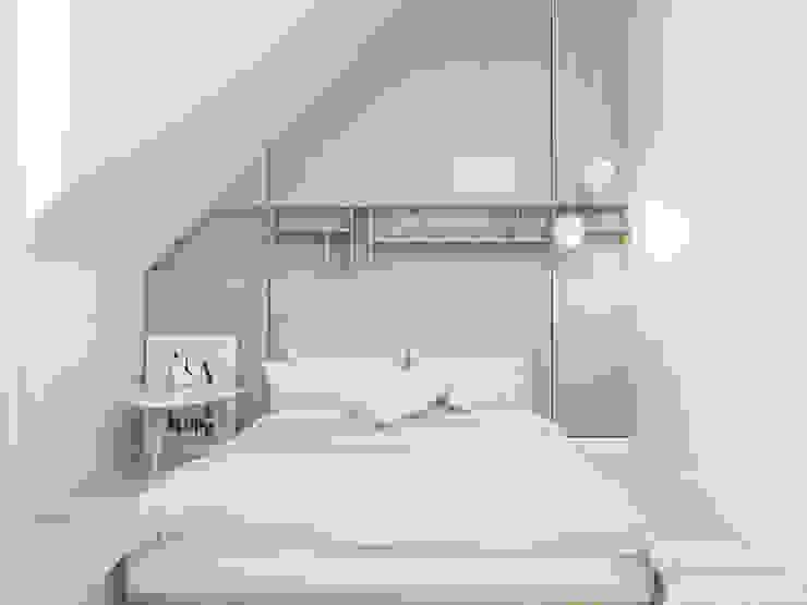 Wohnung Gliwitz Moderne Schlafzimmer von FOORMA Modern