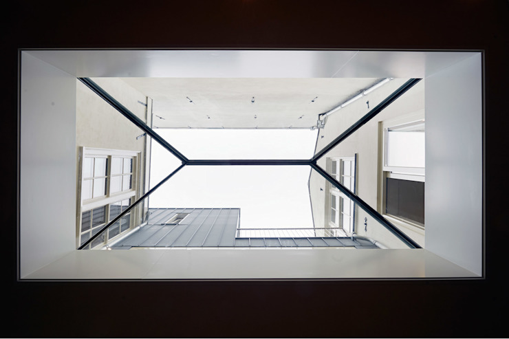 Architectenbureau Vroom Mediterranean style conservatory