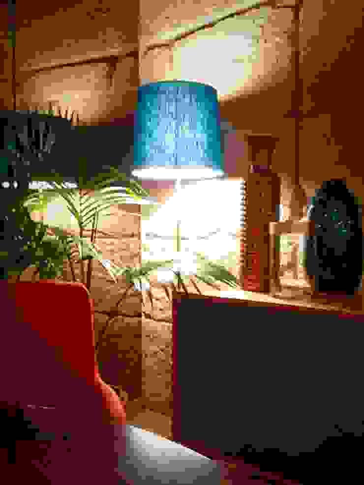 Gito Espaços de restauração tropicais por Bárbara abreu Arquitetos Tropical