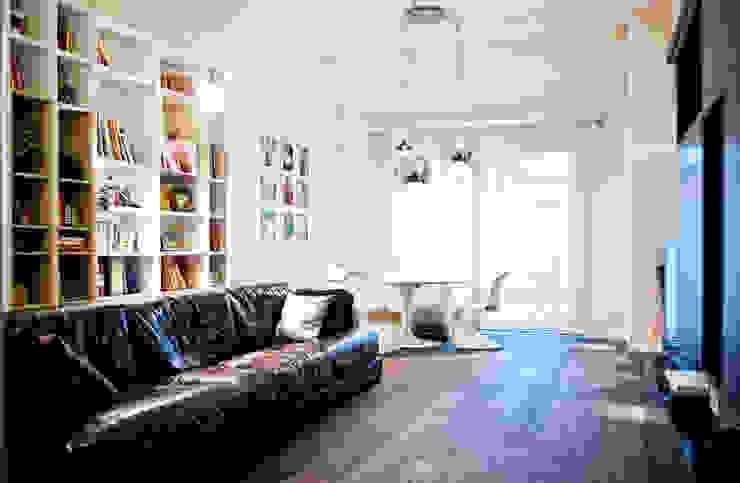 Salas de estar  por Atelier  , Moderno