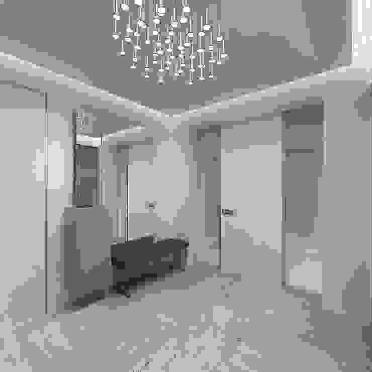 Closets de estilo minimalista de A-partmentdesign studio Minimalista Derivados de madera Transparente