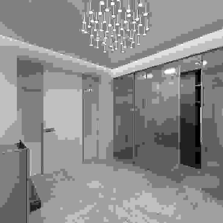 Minimalistische Ankleidezimmer von A-partmentdesign studio Minimalistisch Holzwerkstoff Transparent
