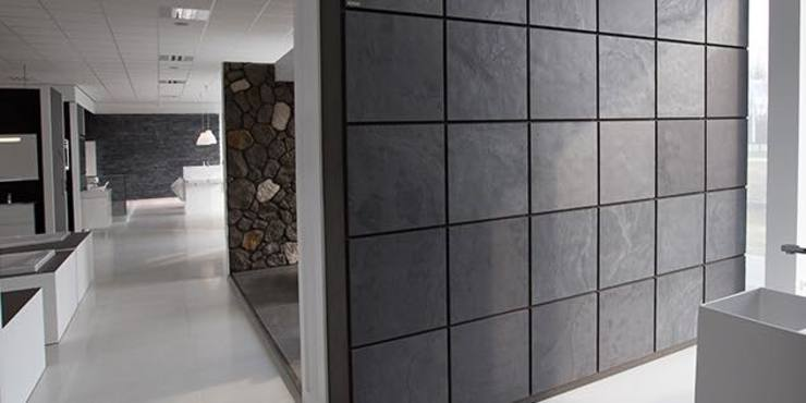 Slate Lite Living roomCupboards & sideboards Batu Grey