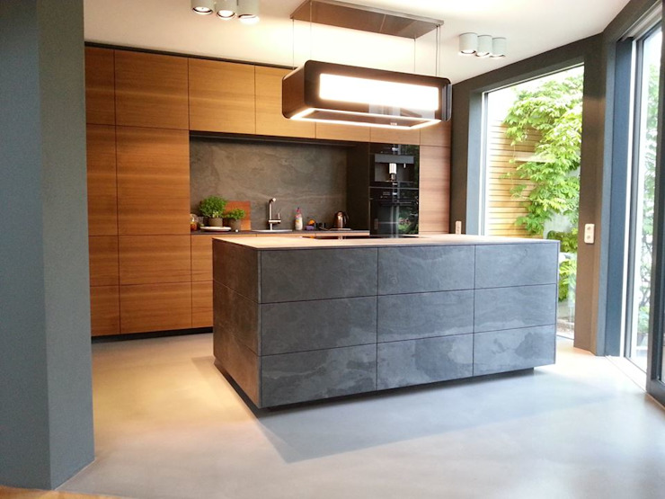 Slate Lite KitchenStorage Batu Grey