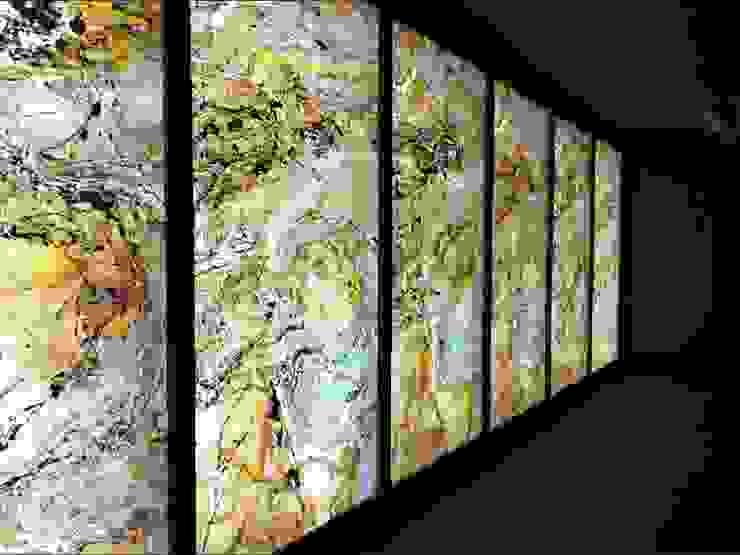 Modern walls & floors by Slate Lite Modern Stone