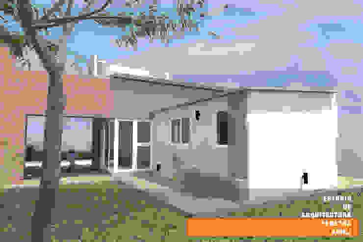 CASA BG Casas mediterráneas de Estudio de Arquitectura Pereyra Kohli Mediterráneo