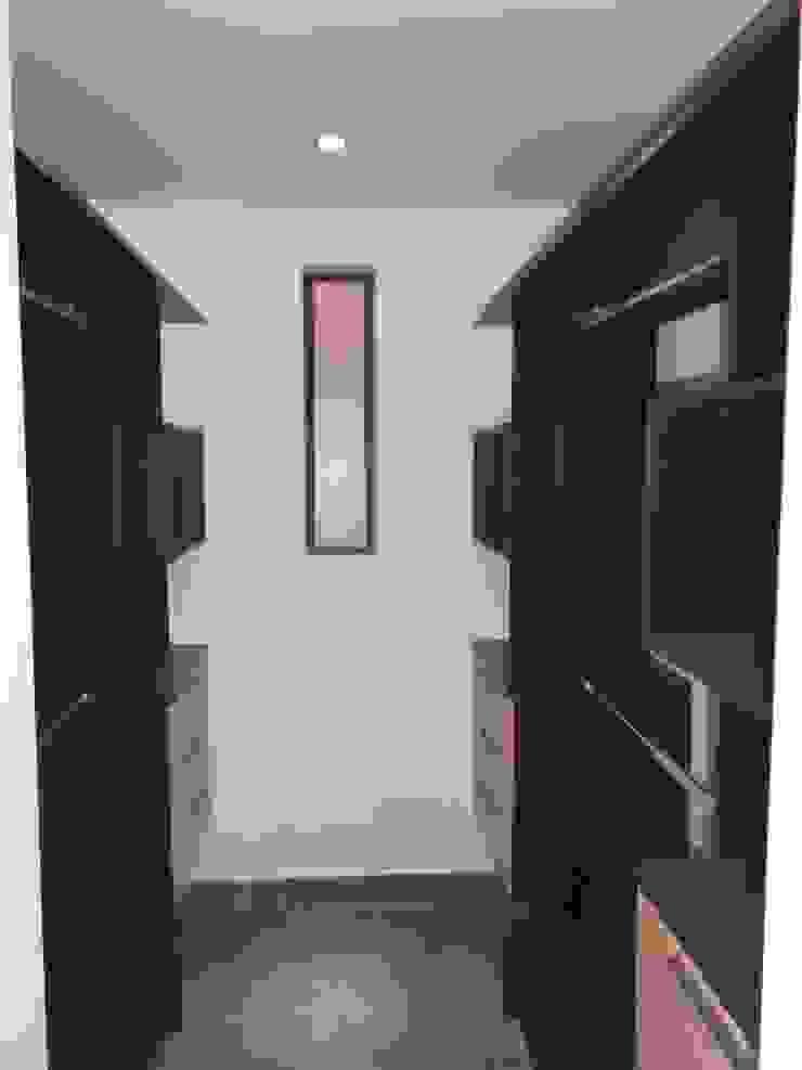 REMODELACION APTO 101 CR TORRES DEL PRADO Habitaciones modernas de ARQUITECTONI-K Diseño + Construcción SAS Moderno
