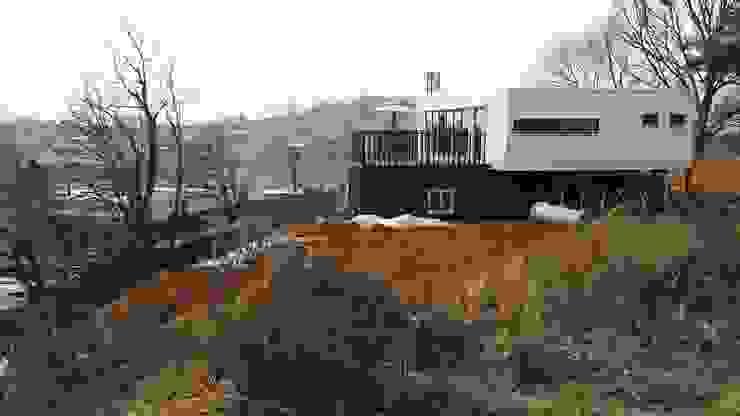 Modern houses by 신짱 칼라하우스 Modern Iron/Steel