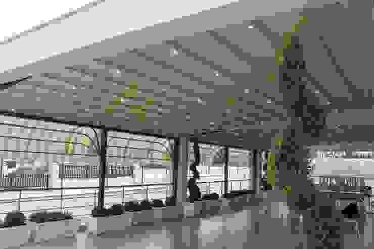 Polo Pergola  – Ihlamur Konağı Çay Yolu Ankara: modern tarz , Modern