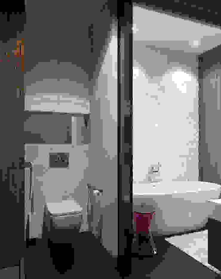 Частный дизайнер и декоратор Девятайкина Софья Modern bathroom