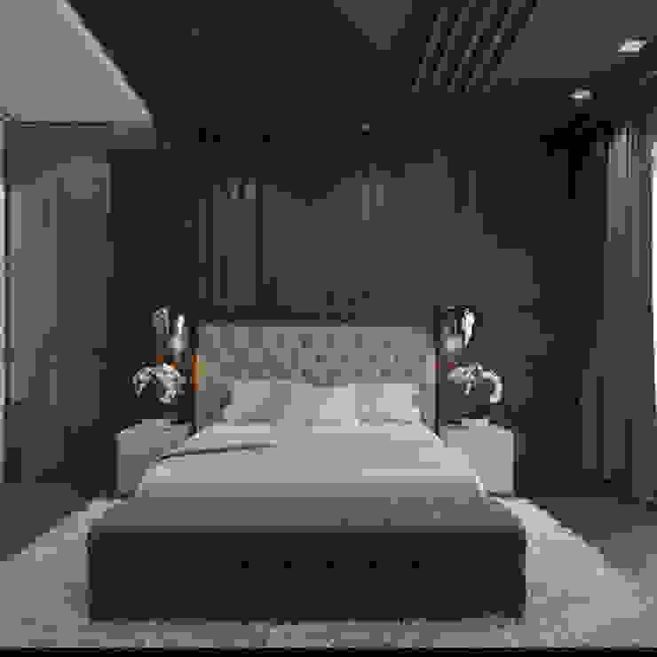 Частный дизайнер и декоратор Девятайкина Софья Modern style bedroom