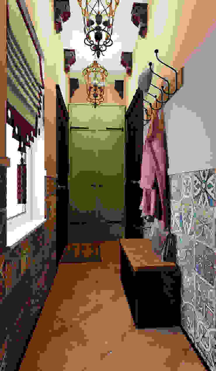 Проект дома в испанском стиле. Спальня в колониальном стиле от Частный дизайнер и декоратор Девятайкина Софья Колониальный