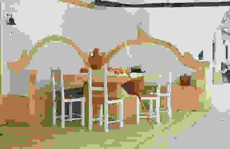 Exterior Casas rústicas por Stoc Casa Interiores Rústico