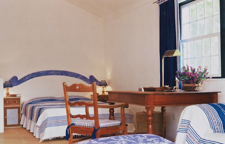 Suite Quartos rústicos por Stoc Casa Interiores Rústico