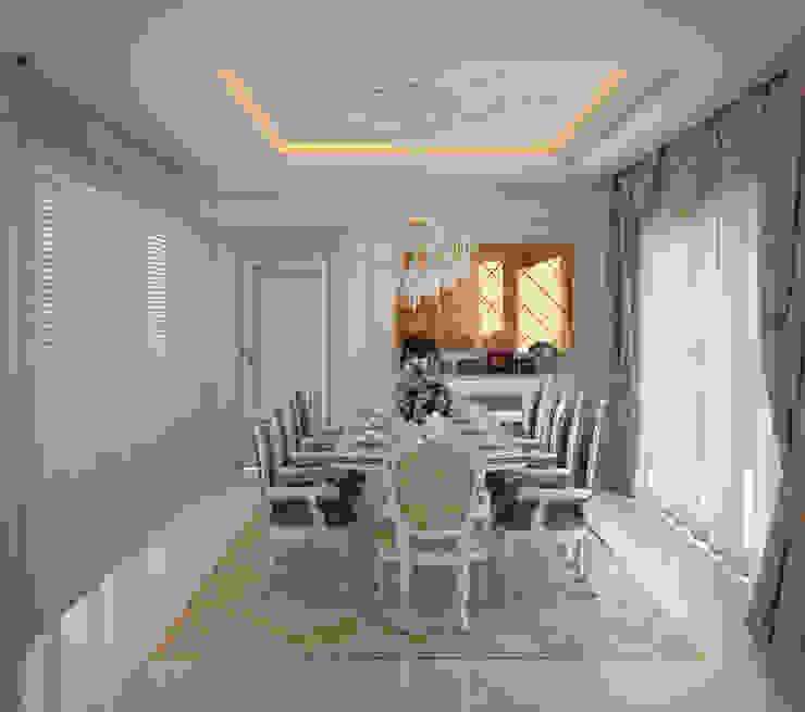 Pelican Hill Evleri Leo Interıor Design /interior Designer / ProfessionalDesign Klasik