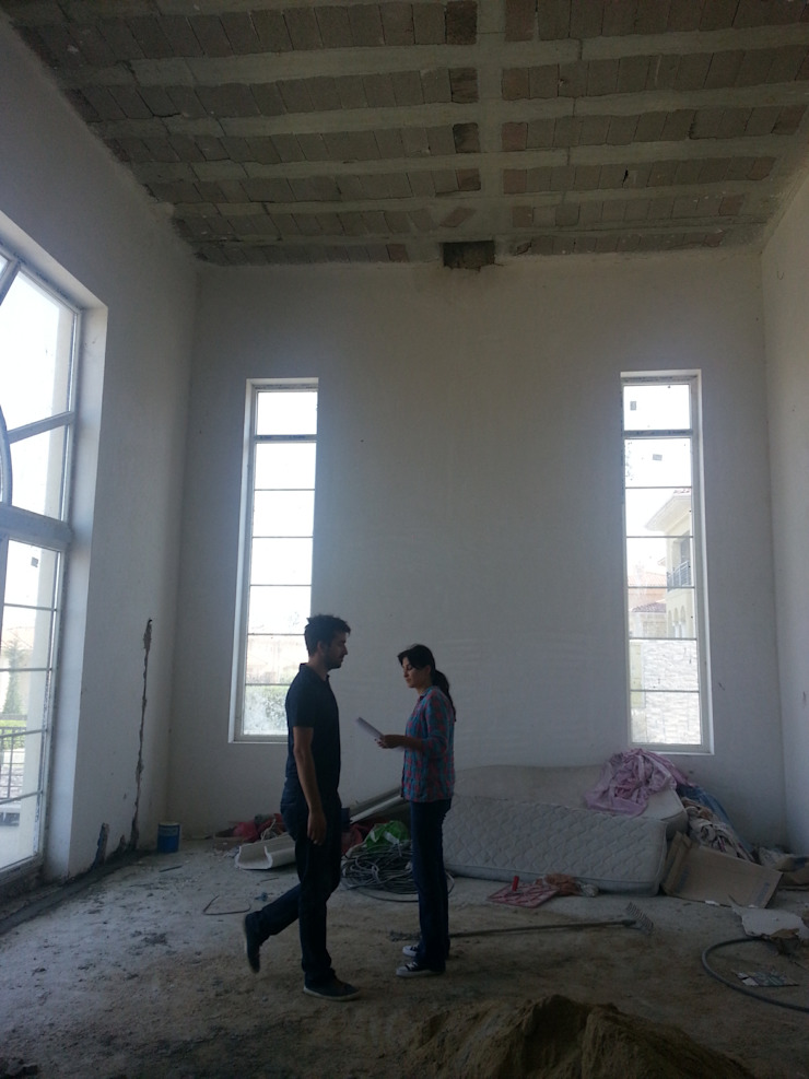 Hadım Köy Pelican Hill Evleri - Salon Leo Interıor Design /interior Designer / ProfessionalDesign Klasik