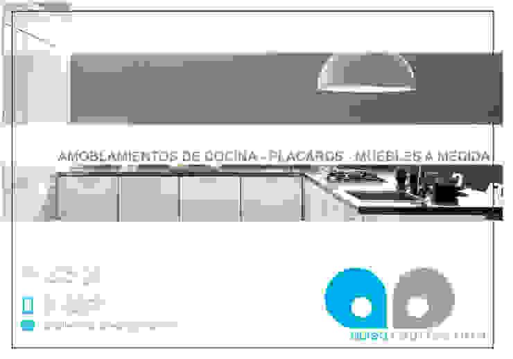 Aurea Arquitectura y Amoblamientos CocinaAlmacenamiento