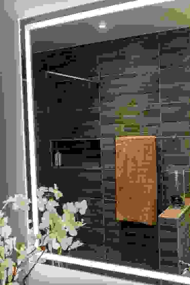 CSInterieur 現代浴室設計點子、靈感&圖片 Beige