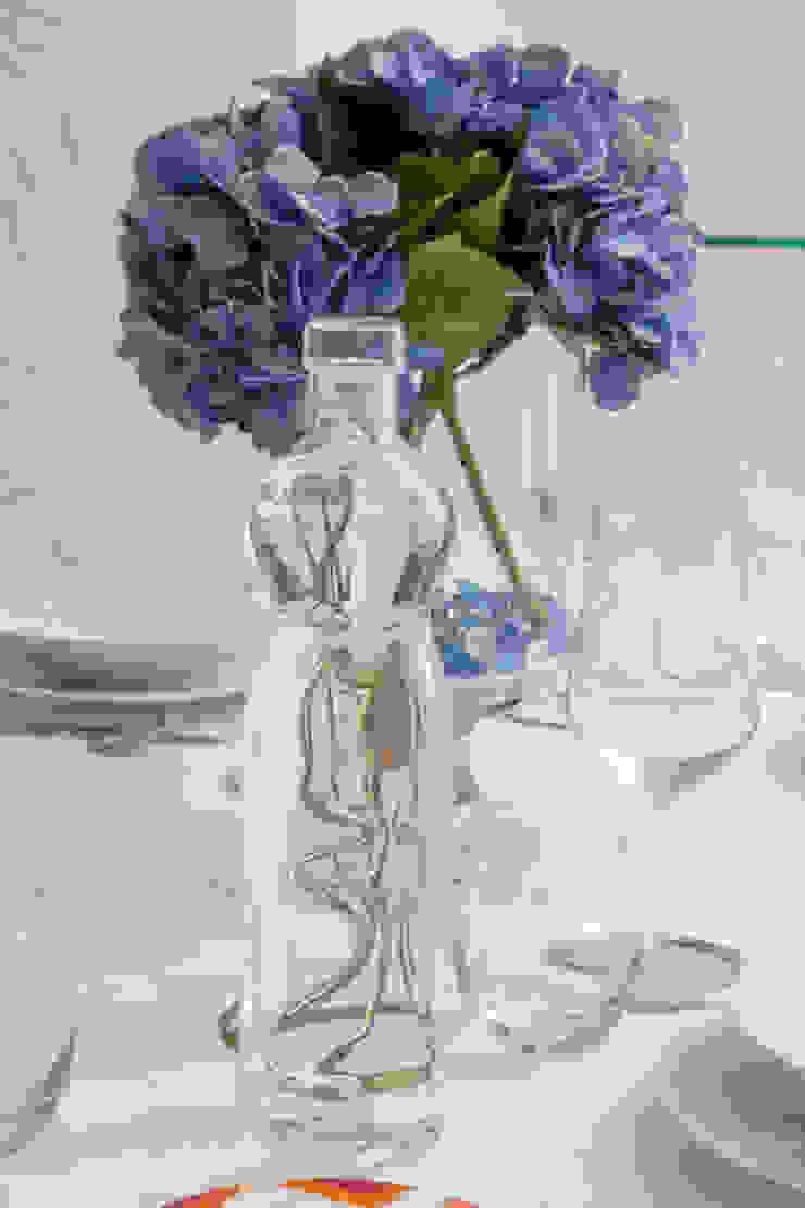 Tania Mariani Architecture & Interiors Dining roomCrockery & glassware Kaca Transparent