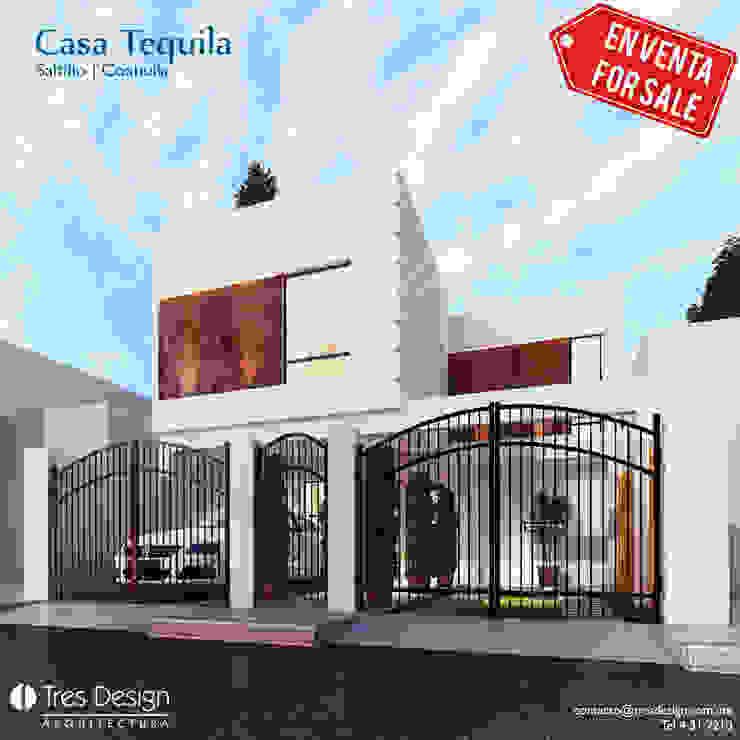 Casa Tequila Casas minimalistas de Laboratorio Mexicano de Arquitectura Minimalista Concreto