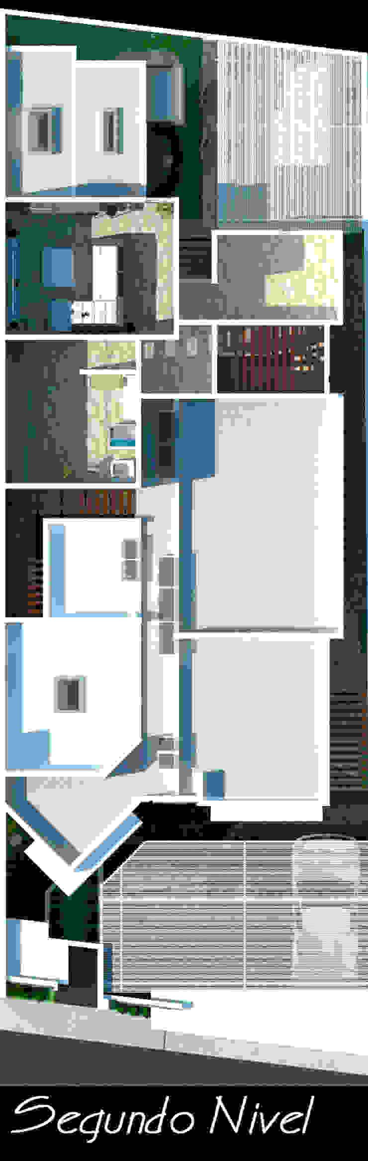 di GT-R Arquitectos Moderno