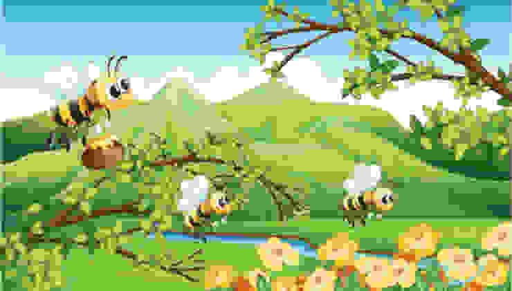 Çocuk Odası Duvar Posterleri DEKOROS Klasik
