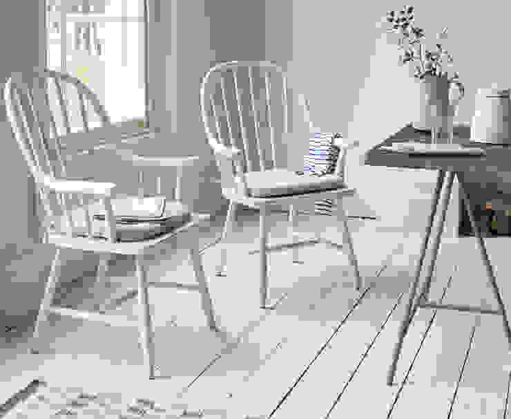 Bleaker chairs par Loaf Rustique Bois Effet bois