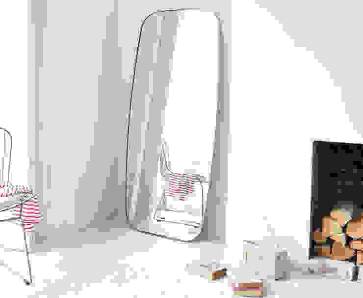 Inigo floor mirror par Loaf Moderne Verre