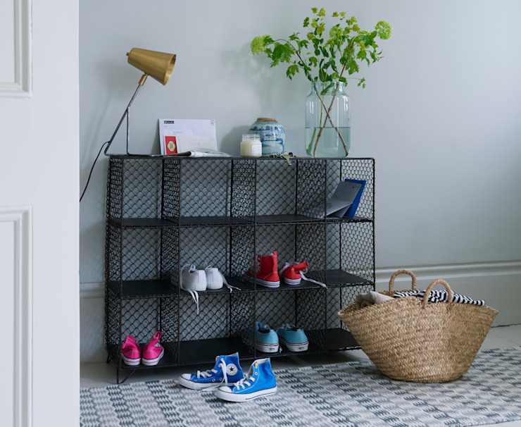 Mish-Mesh storage: industrial  by Loaf, Industrial Metal