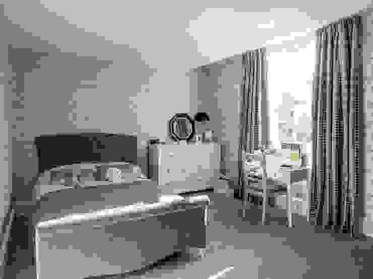 House in Putney 에클레틱 침실 by EVGENY BELYAEV DESIGN 에클레틱 (Eclectic)