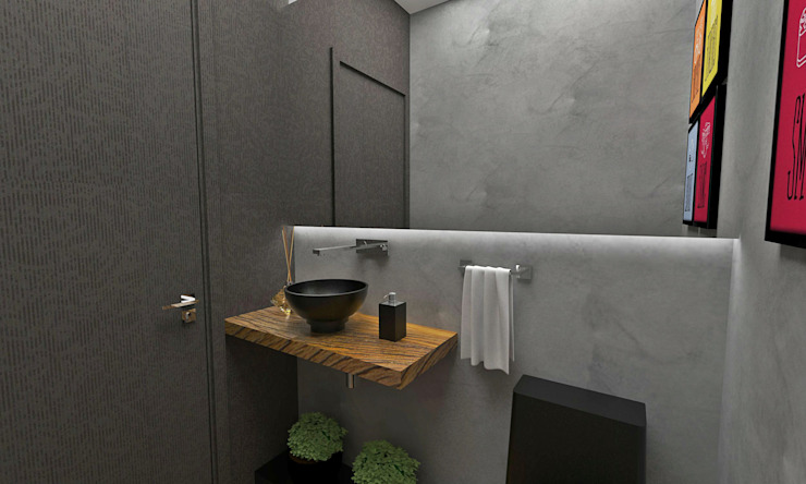 Bathroom by Atelier Par Deux