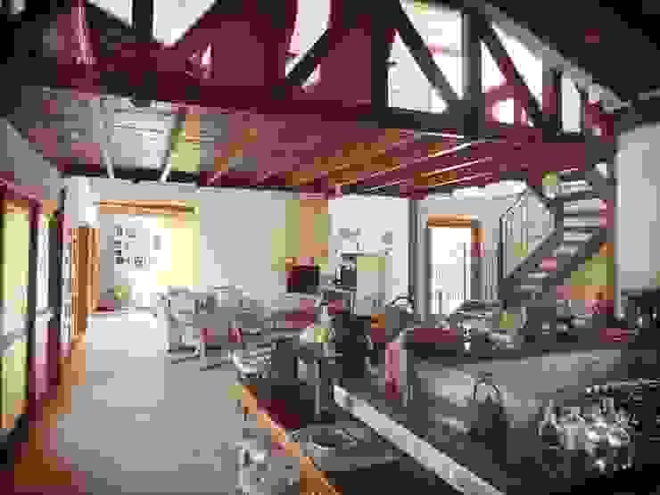 Cocinas de estilo rústico de Zani.arquitetura Rústico