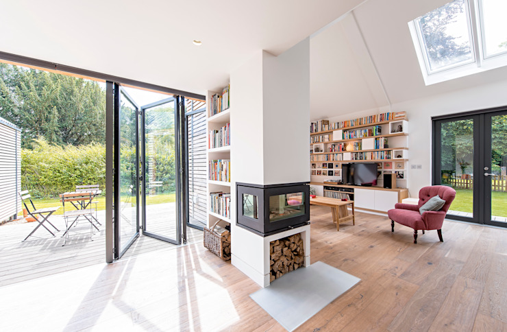 Modern Windows and Doors by SUNFLEX Aluminiumsysteme GmbH Modern