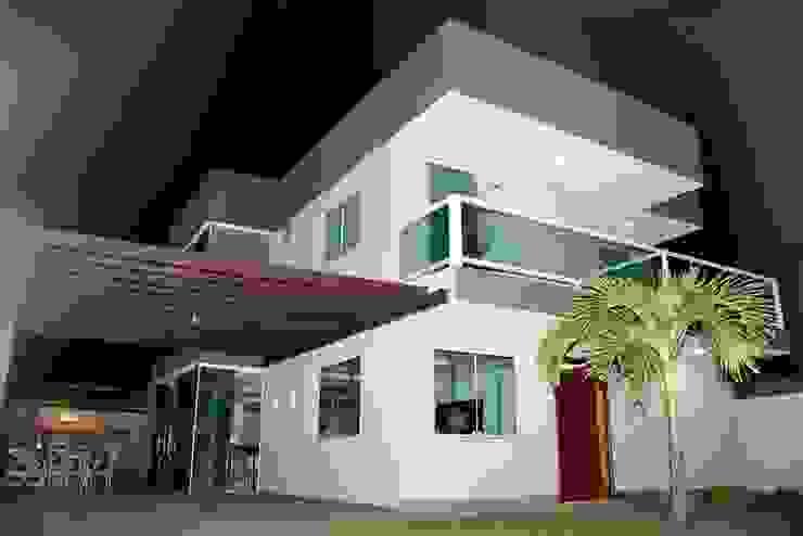 TL Arquitetura e Interiores Nowoczesne domy