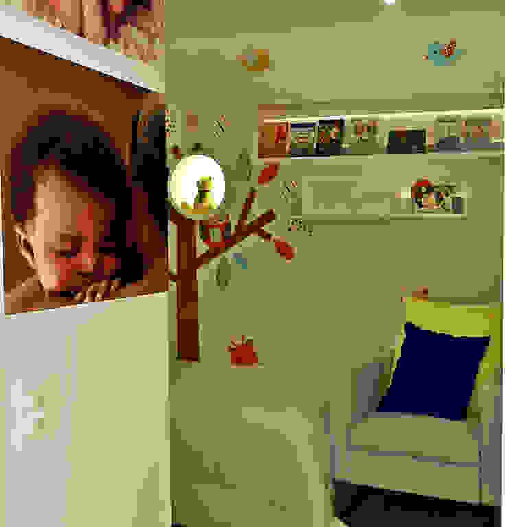 Dormitorios infantiles de estilo minimalista de Atelier Par Deux Minimalista