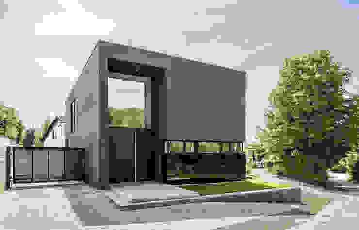 Casas modernas por ZHAC / Zweering Helmus Architektur+Consulting Moderno