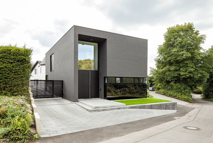 Modern houses by ZHAC / Zweering Helmus Architektur+Consulting Modern