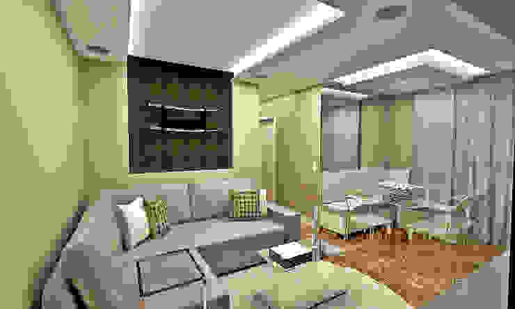 Atelier Par Deux Living room Glass Beige