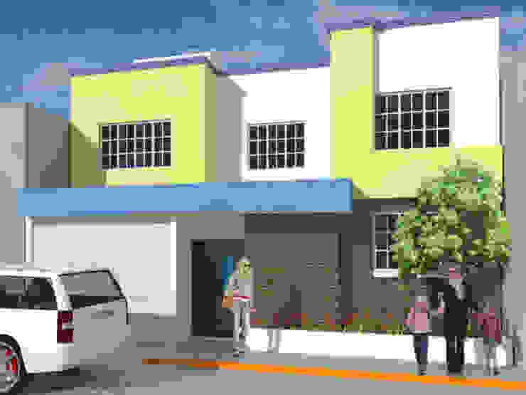 Vivienda Ortiz Casas modernas de Taller Esencia Moderno