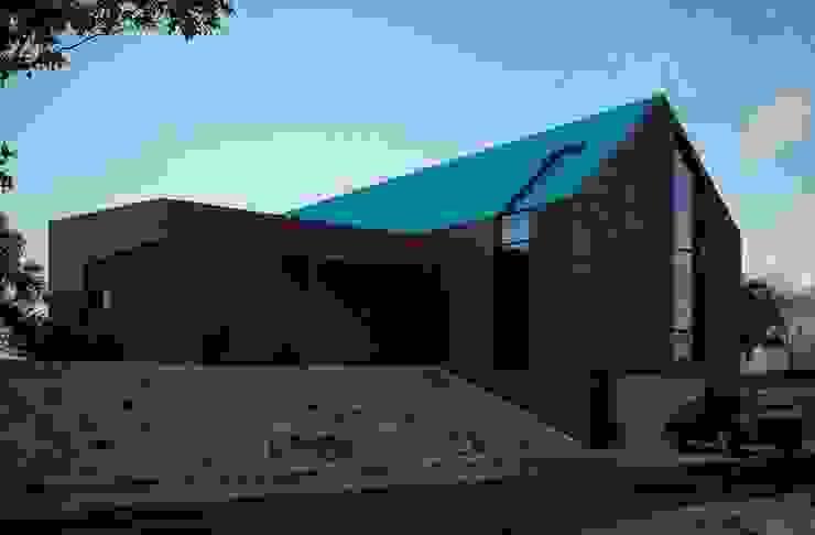 проект дома в стиле лофт Дома в стиле лофт от Way-Project Architecture & Design Лофт