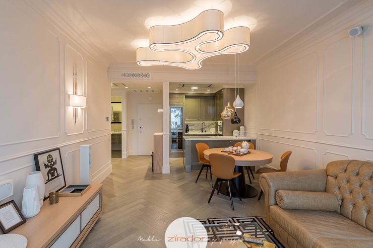 Zirador - Meble tworzone z pasją Dining roomChairs & benches